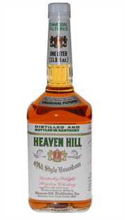 Heaven Hill Bourbon White 4 Year Old 80@...